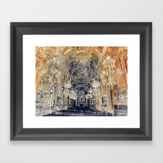 Opera de Paris Framed Art Print