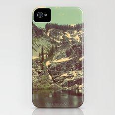 high sierras  Slim Case iPhone (4, 4s)