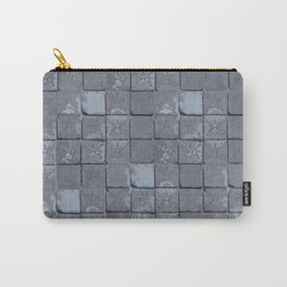 Cloisters in blue Carry-All Pouch