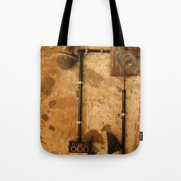 Heavy Industry - Makeshift Electrics Tote Bag