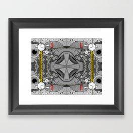 free time Framed Art Print