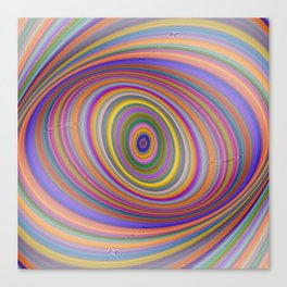 Happy Hypnosis Canvas Print