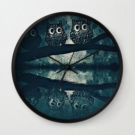owl-92 Wall Clock