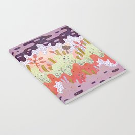 Crystal Forest Notebook