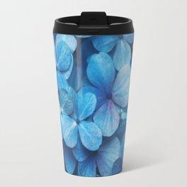 Fifty Shades of Blue Travel Mug