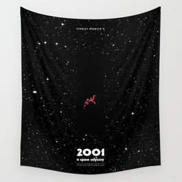 2001 - A space odyssey Wall Tapestry
