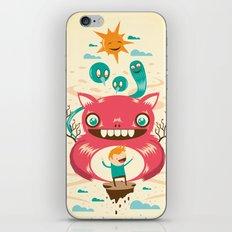 Imaginary Friends iPhone & iPod Skin