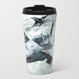 Ghost Rider this is Mustang... vector 090 for Boggie Travel Mug