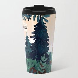 Where noone goes -  Cover Art Travel Mug