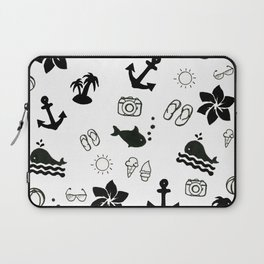 Simply Summer Laptop Sleeve