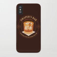 Draper's Bar iPhone X Slim Case