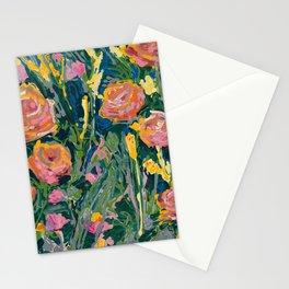 Lady Apricot Stationery Cards