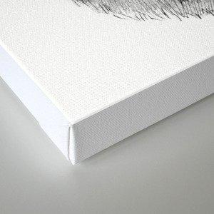 Leopard SK0101 Canvas Print