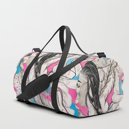 In Love Duffle Bag