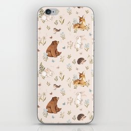 Blooming Meadow iPhone Skin