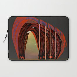 Entrance To The Unknown / Elephant 2 Laptop Sleeve