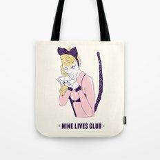 Brashy Cat Tote Bag