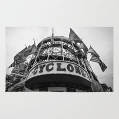 Coney Island Cyclone Rug