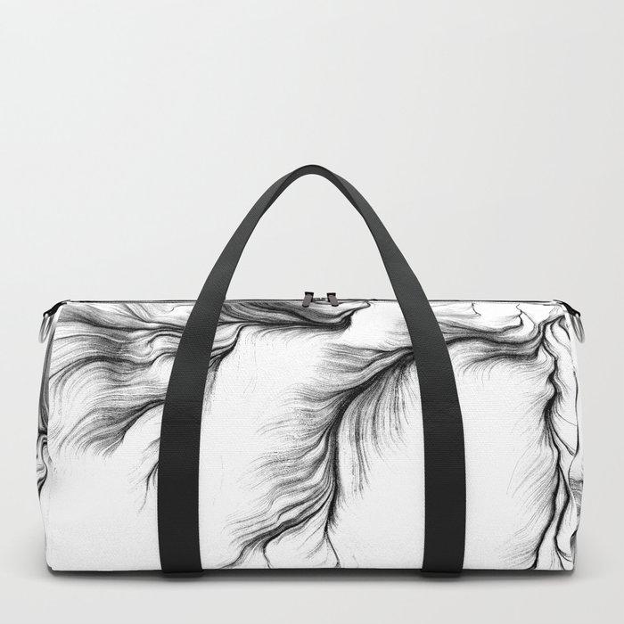 Tear Duffle Bag