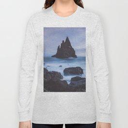 Reynisfjara - Landscape and Nature Photography Long Sleeve T-shirt