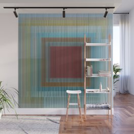 Abstract Composition 643 Wall Mural