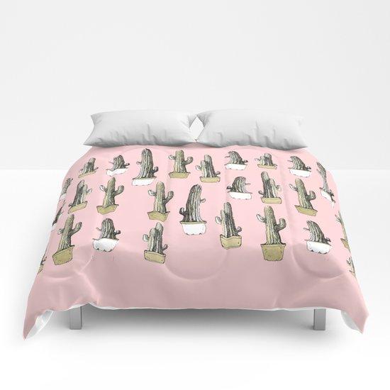 cactus5 Comforters