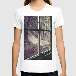 Window to the Forest T-shirt