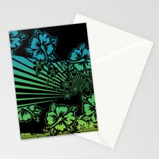 Hawaii Five-O Dark Stationery Cards