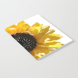 Sunflower 1 Notebook