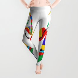 fly with me... Leggings