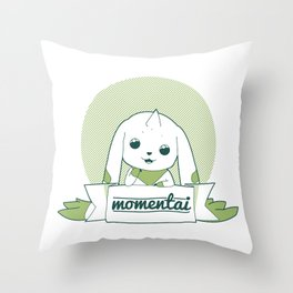 Momentai  Throw Pillow