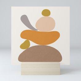 Desert Scoop Mini Art Print