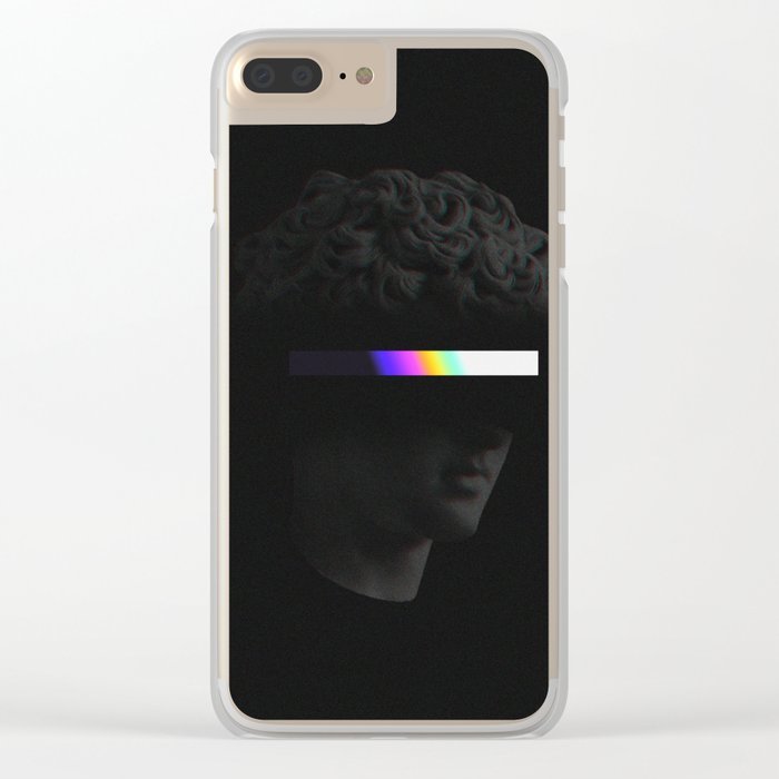 Kazar Clear iPhone Case
