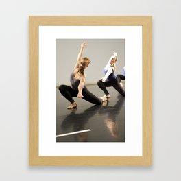 Taylor Intensive 18 Framed Art Print