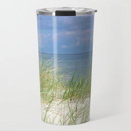 Dunes of the Baltic Sea Travel Mug