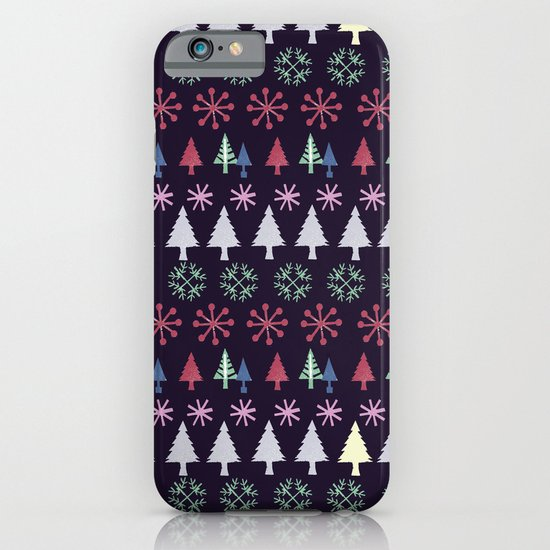 Christmas Design iPhone & iPod Case