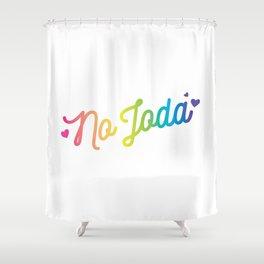 No Joda Shower Curtain