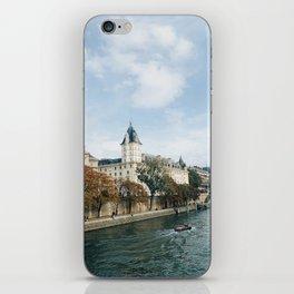Europe in October iPhone Skin