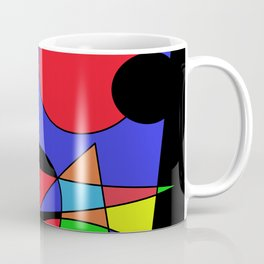 Abstract #87 Coffee Mug