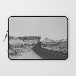 ROAD TRIP VIII / Valley of Fire, Nevada Laptop Sleeve