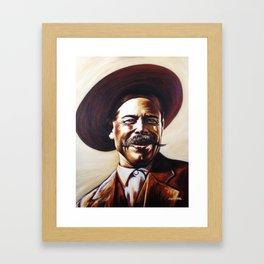 Pancho Villa Framed Art Print