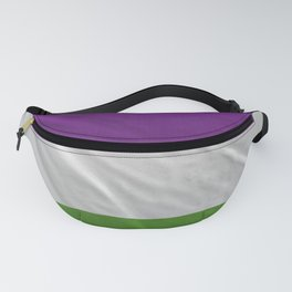 SUFFRAGETTE FLAG Fanny Pack