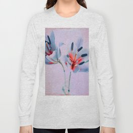 The flowers of my world Long Sleeve T-shirt