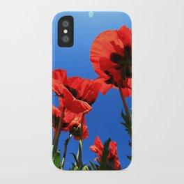 mohn 4 iPhone Case