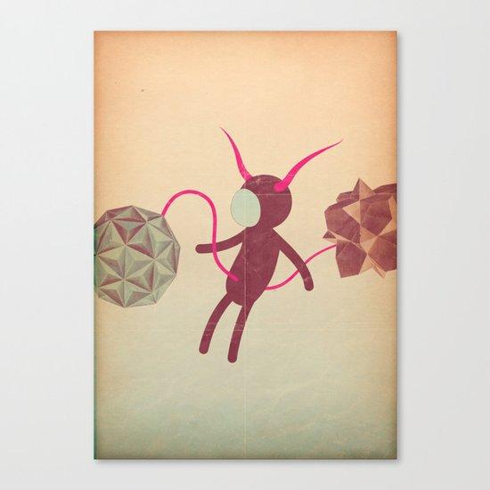 cornuto Canvas Print