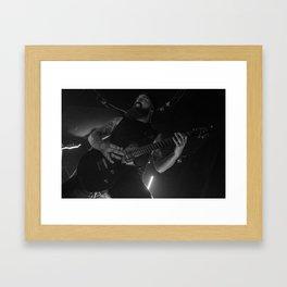 Memphis May Fire Framed Art Print