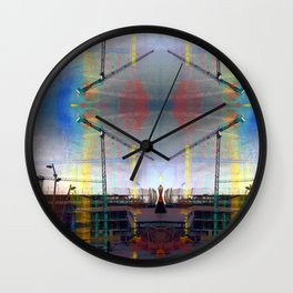 Akin to recalling, instead; understood mimicry. 15 Wall Clock