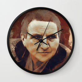 Gertrude Stein, Writer Wall Clock