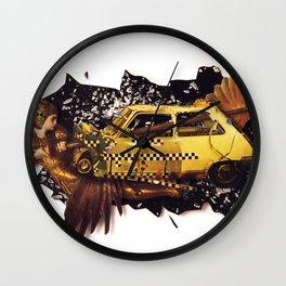 The Big Bang | Collage Wall Clock