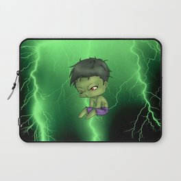 Chibi Hulk Laptop Sleeve